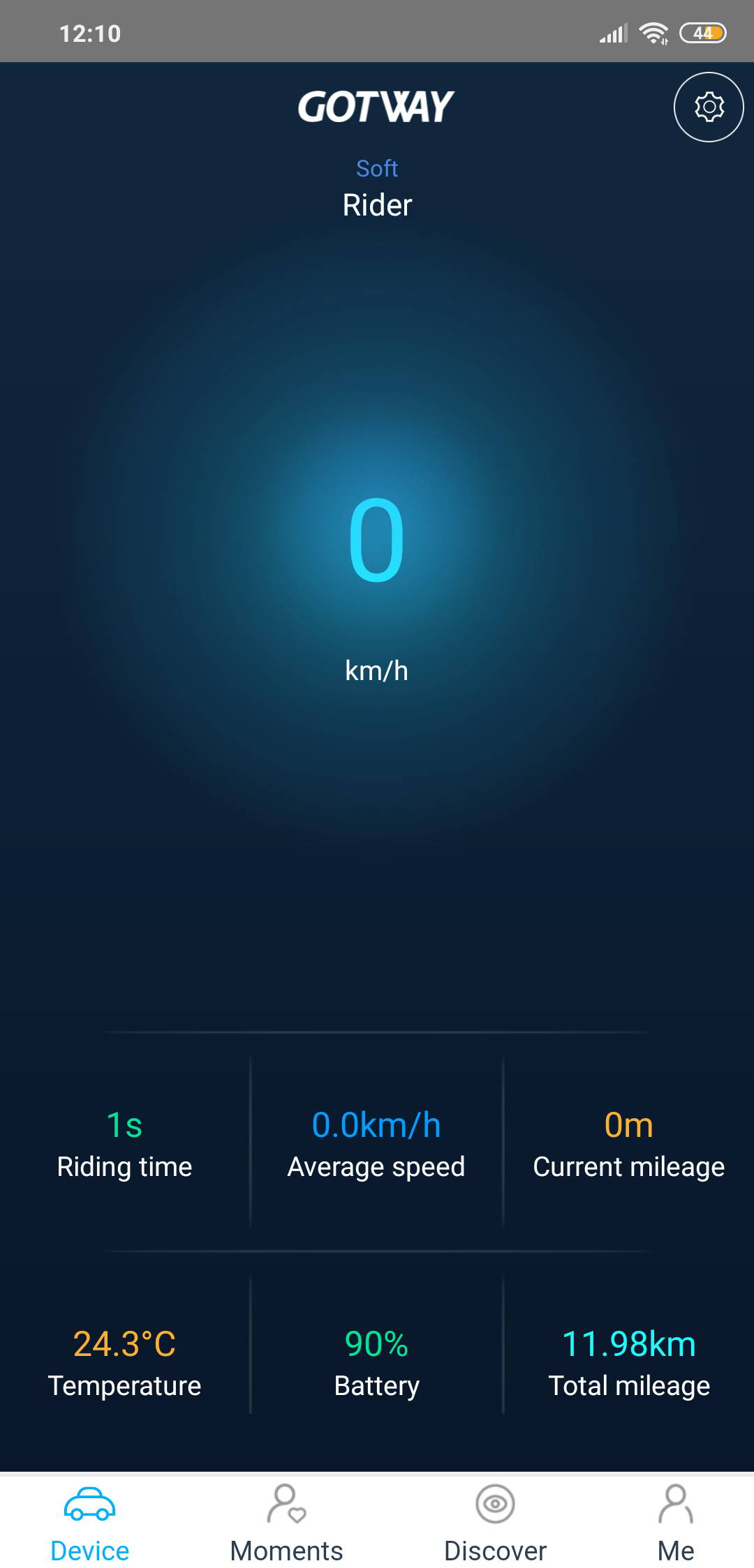 Gotway App
