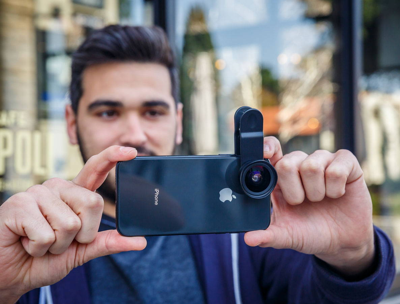 Pictar Smart Lens - Wide Angle Shot