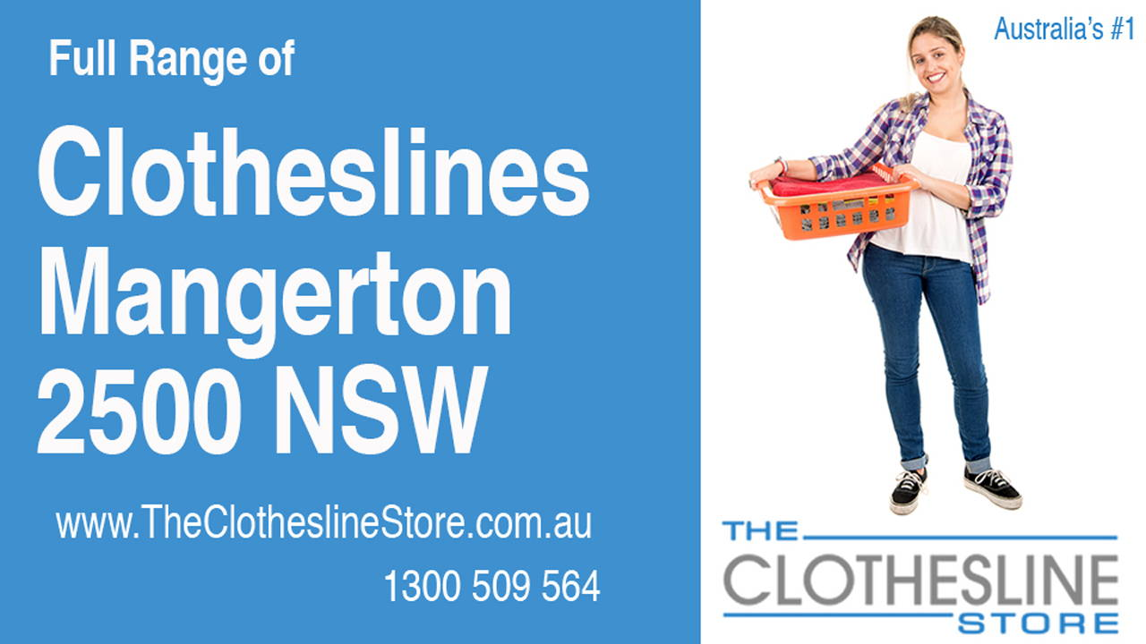 Clotheslines Mangerton 2500 NSW