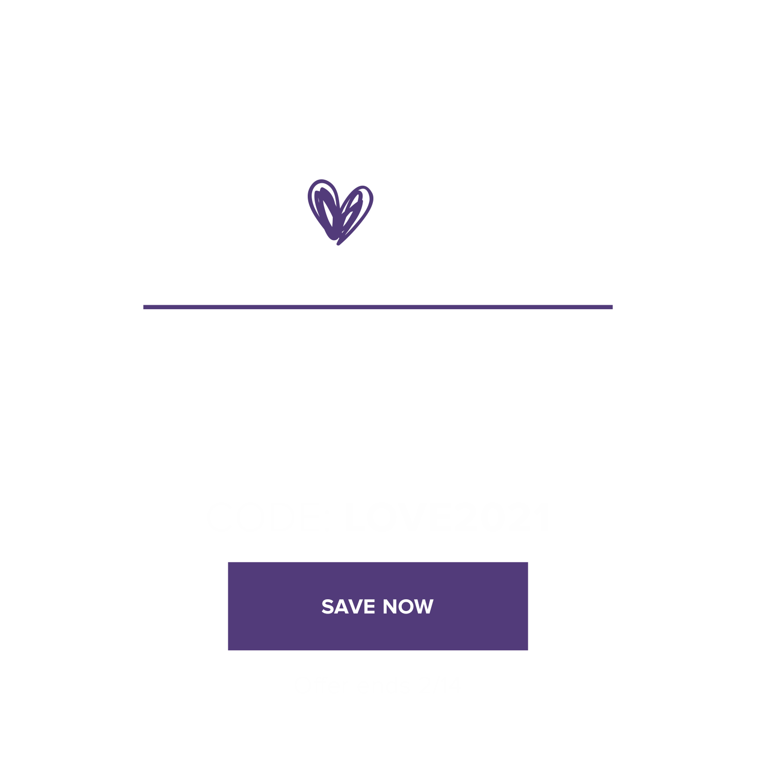 shop the valentines day sale