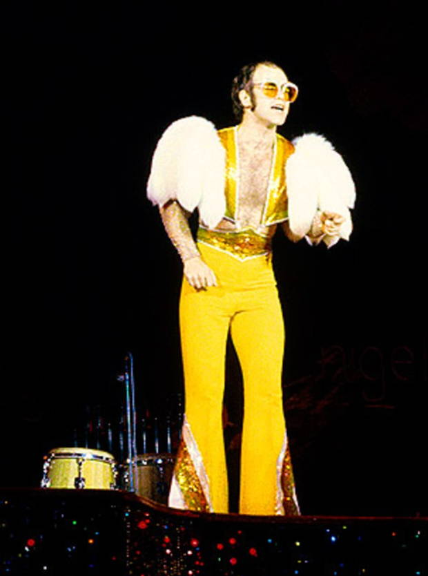 Best of Elton John Costumes