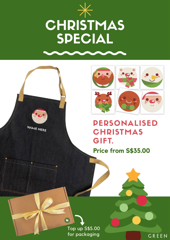 christmas gift personalised