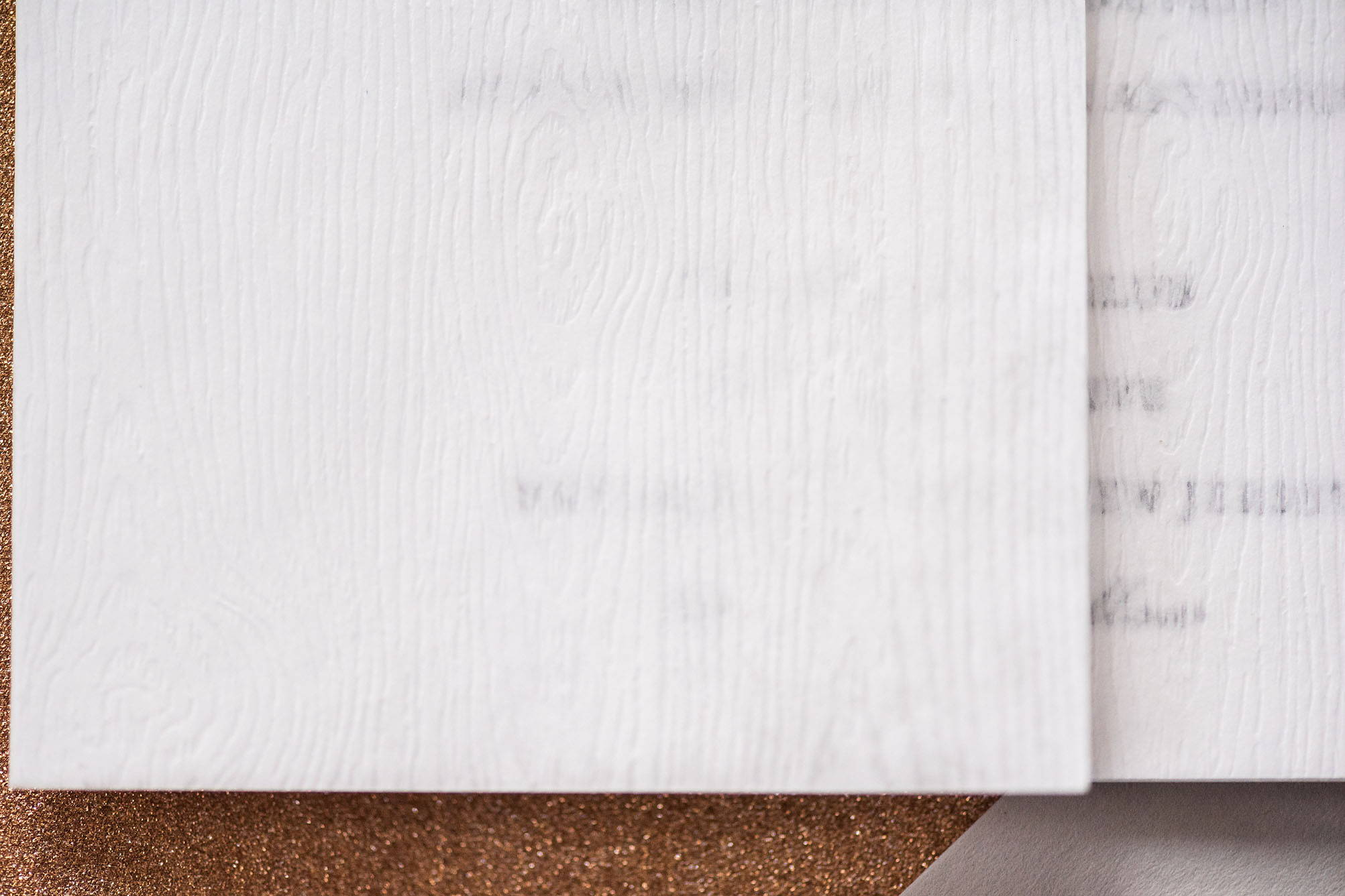 custom invitation, bespoke invitation, rustic vellum, rustic invitation, wood grain paper, wood grain vellum