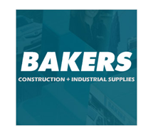 BAKERS Construction + Industrial Supplies