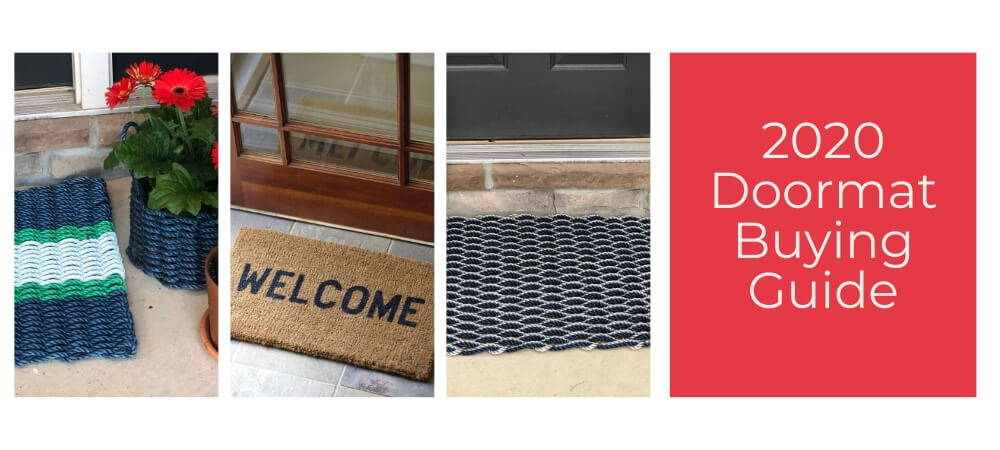 2020 Outside Front Door Mat Buying Guide