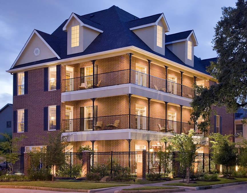 La Maison in Midtown located in Houston, Texas.