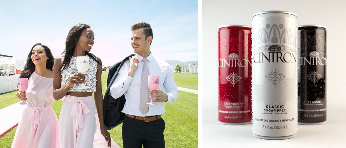 high class energy drink