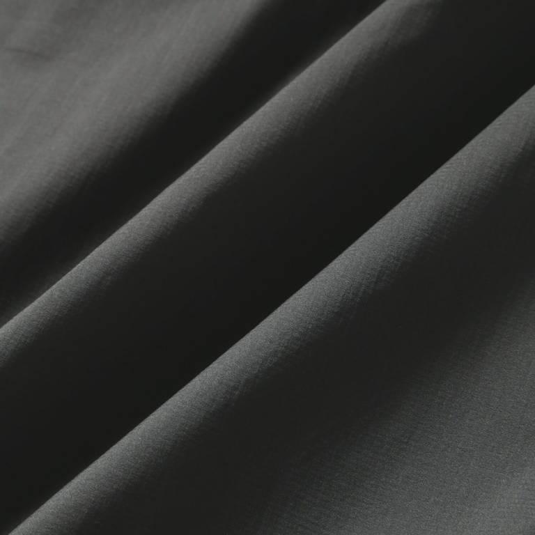 andwander(アンドワンダー)/パーテックスウィンド ロングスリーブT/グレー/UNISEX