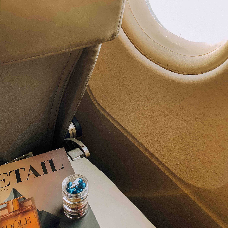 Bolt Beauty - Travel skincare - the best travel skincare set - in-flight skincare