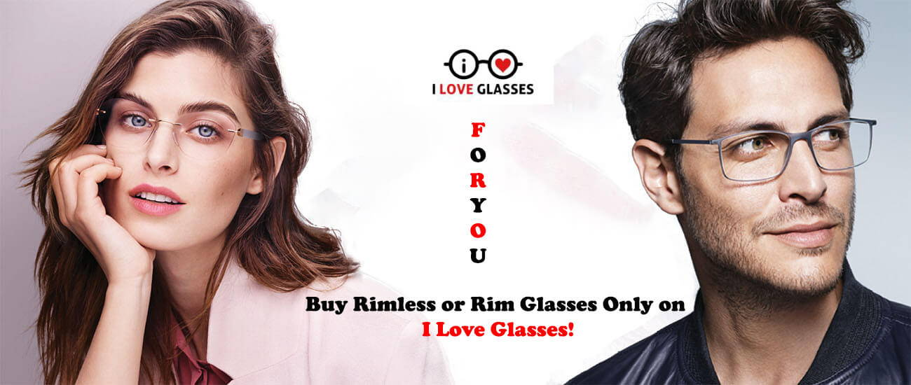 5 Reasons to Choose Rimless Glasses