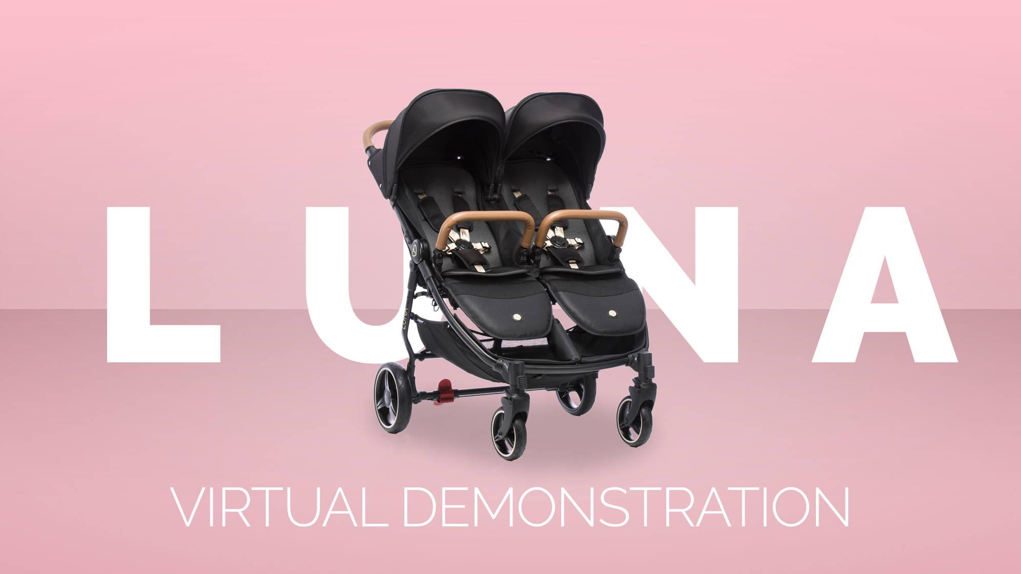 Babybee LUNA Virtual Demonstration