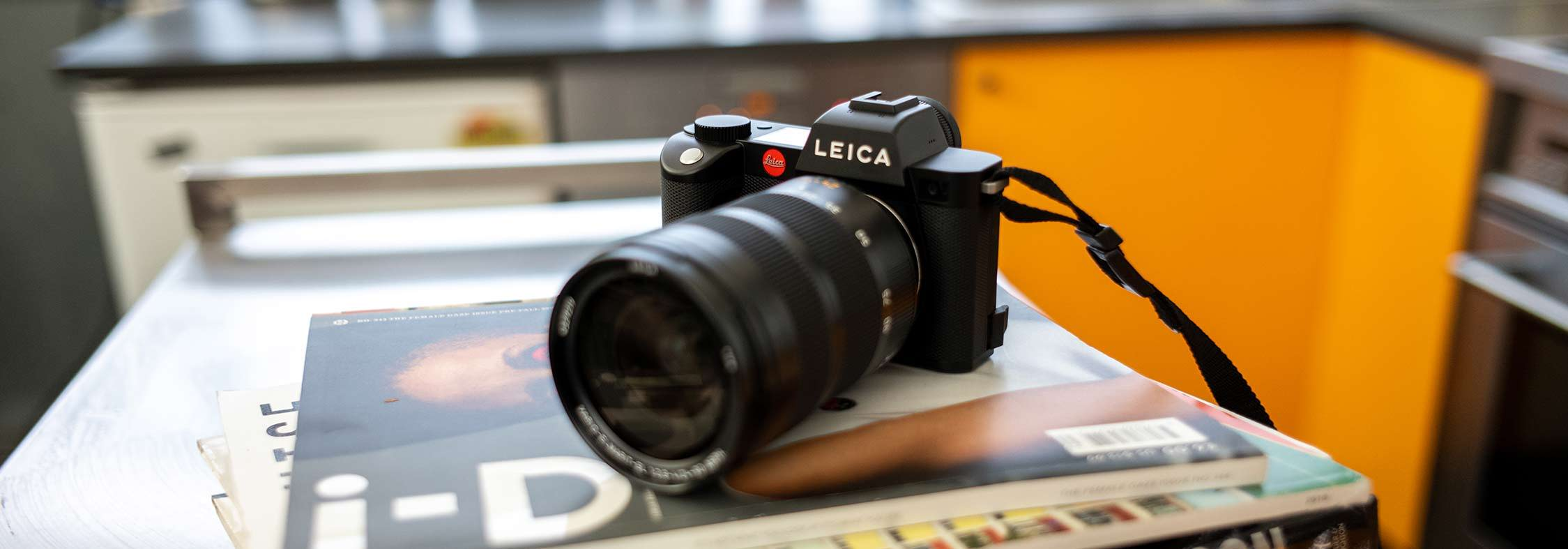 Leica SL2 Camera for Test Drive