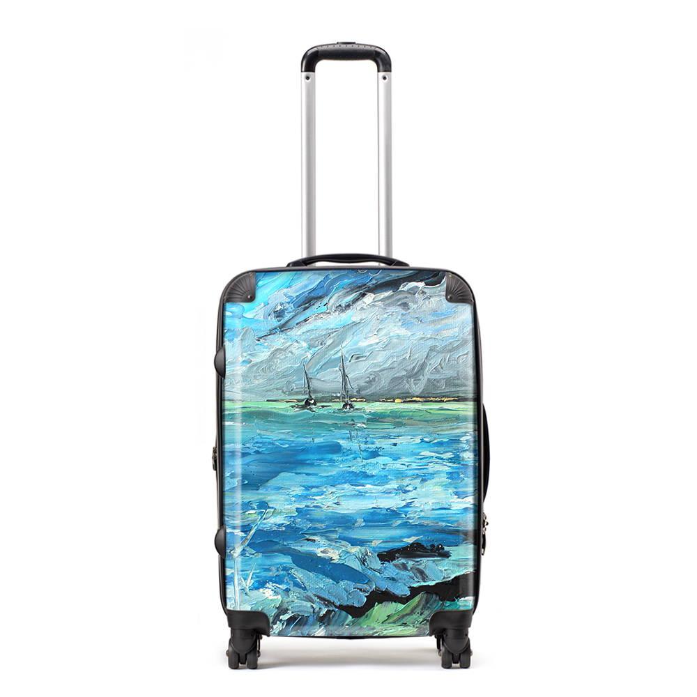 Suitcase By Cheryl Wigley