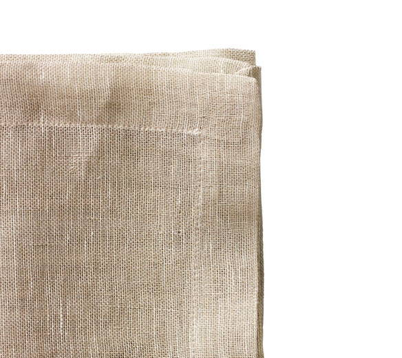 CHAMBRAY GAUZE NAPKIN IN NATURAL