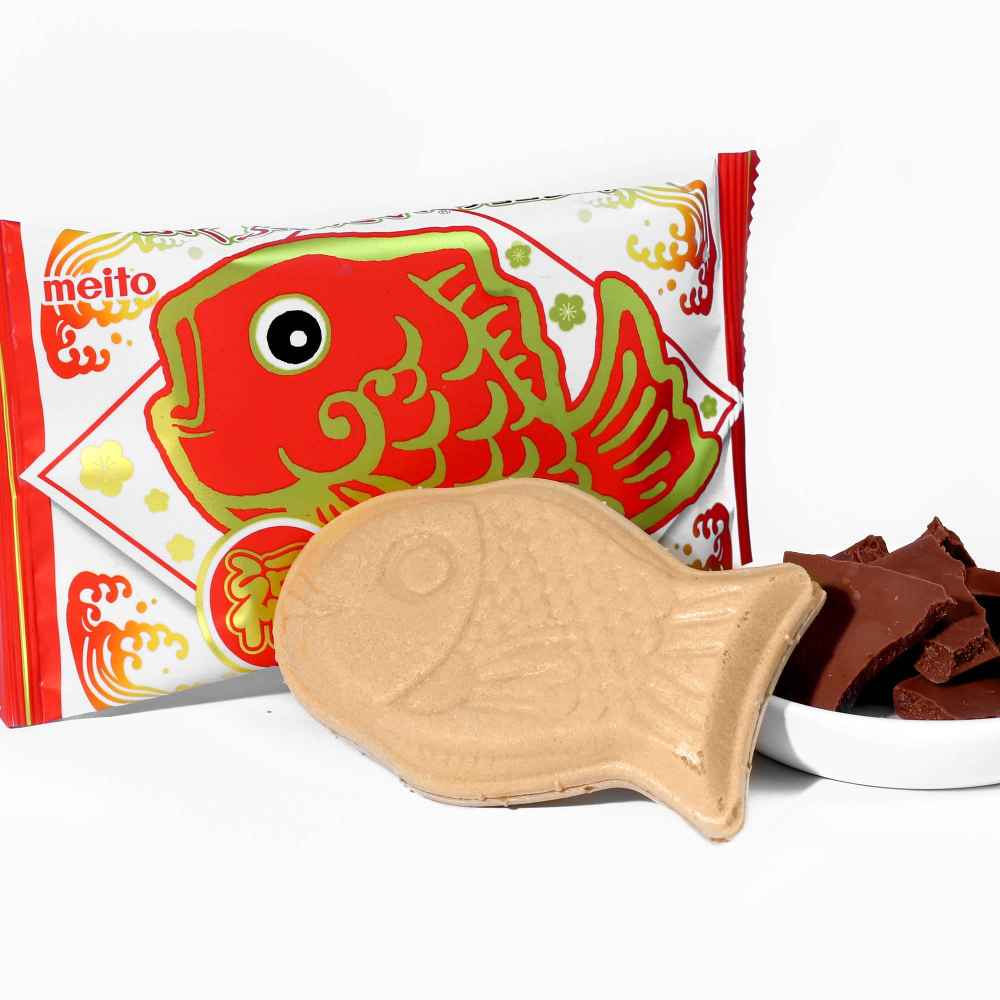 Puku Puku Tai: Chocolate