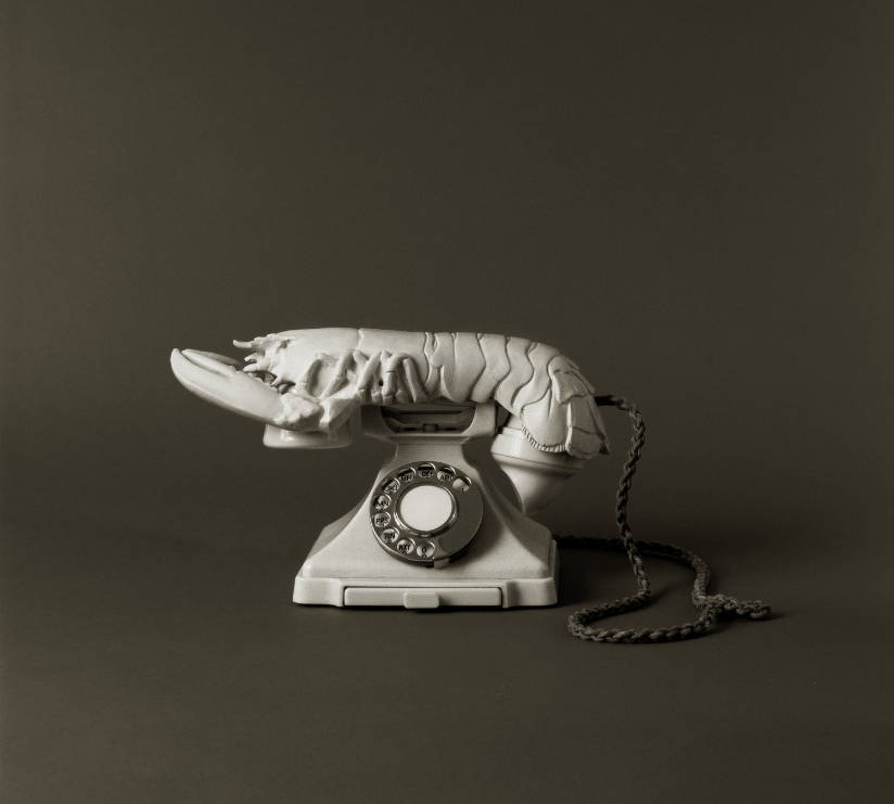 Image: Salvador Dali 'Lobster Telephone' 1936 - Museo Guggenheim