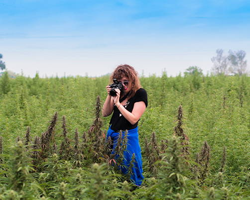 Katie Thompson Bluebird Botanicals CBD
