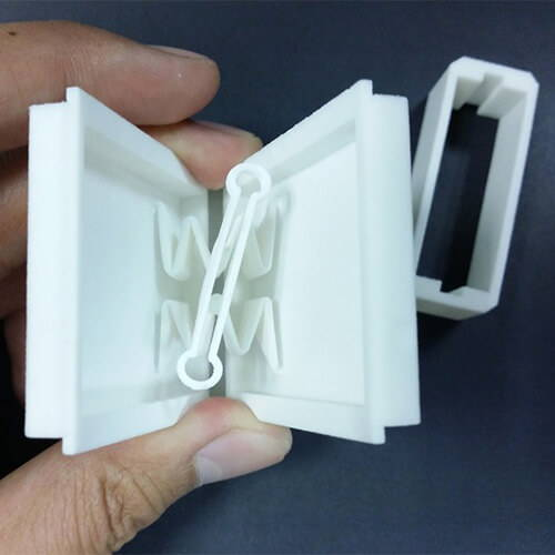 Shapeways Thin Ring Box