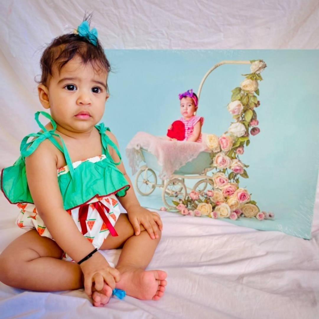 Custom Baby Portraits | Best Newborn Baby Gifts | Love and Bub