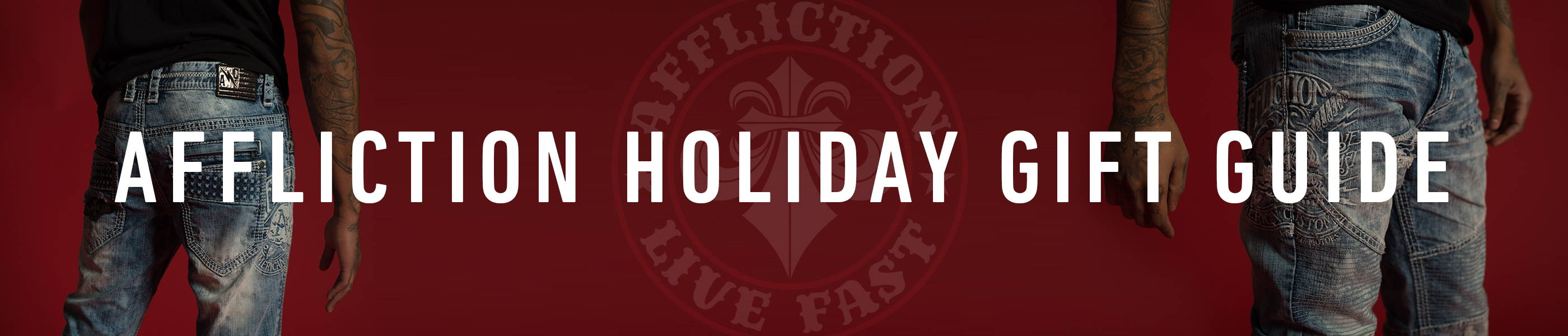 Affliction Holiday Gift Guide 2018
