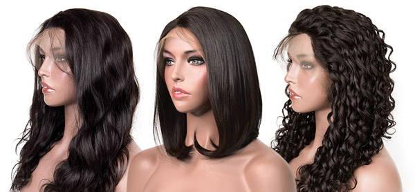 AVERA Virgin Hair Extensions Wigs