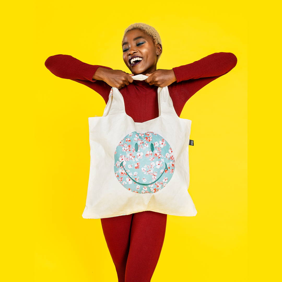 LOQI x Smiley collection