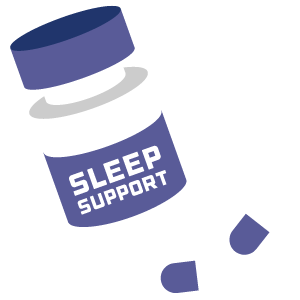 Sleep Support Can Be Used Daily