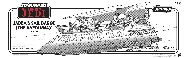 HasLab Jabba's Sail Barge Update #5 – Hasbro Pulse