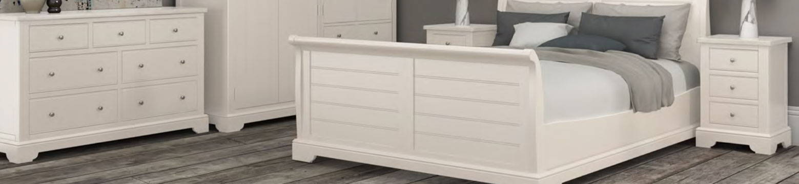 Hardingham White Painted
