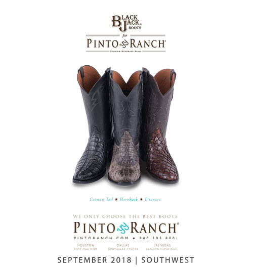 September 2018 Southwest Ad for Pinto Ranch
