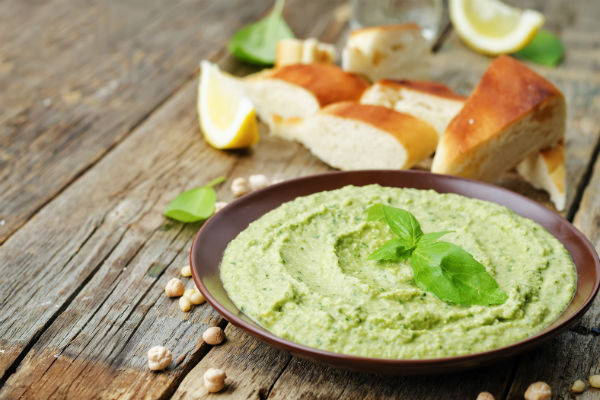 vegan-herb-hummus