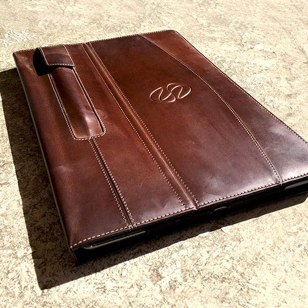 MacCase leather case for 9.7 iPad