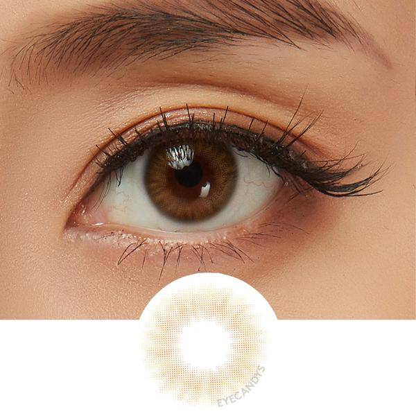 opal brown colour contacts