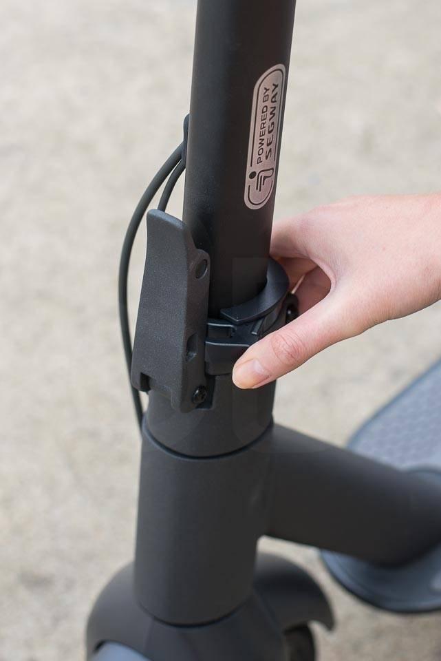 Ninebot Max G30 電動滑板車折疊閂鎖安全