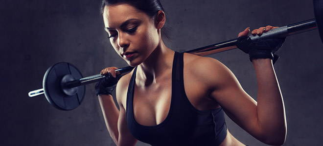 Creatin für Muskelaufbau