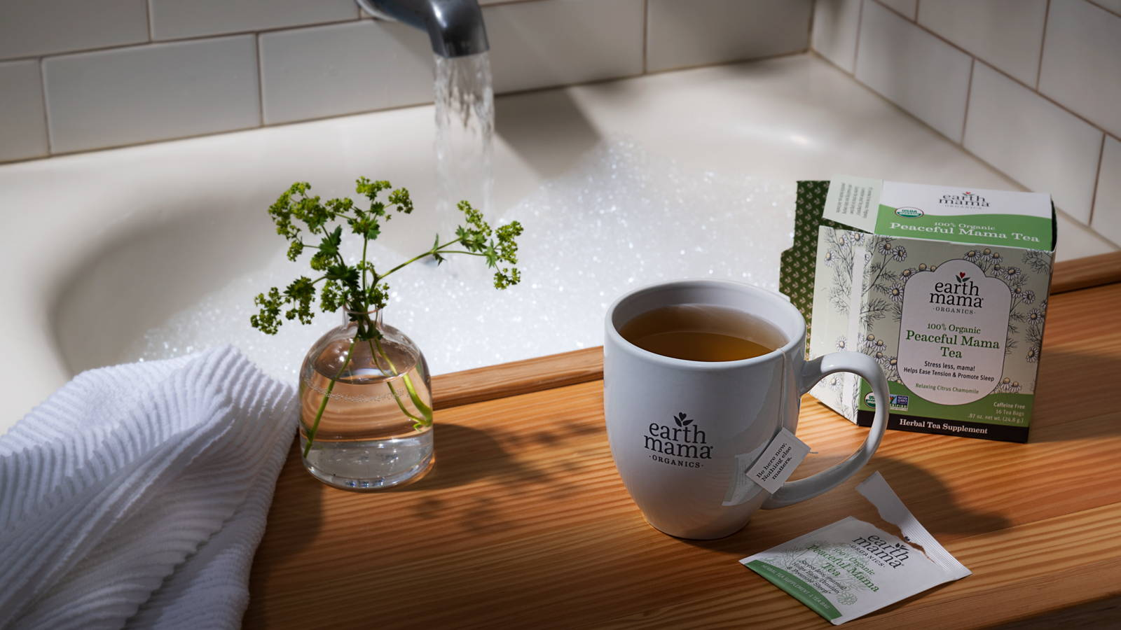 Organic Peaceful Mama Tea