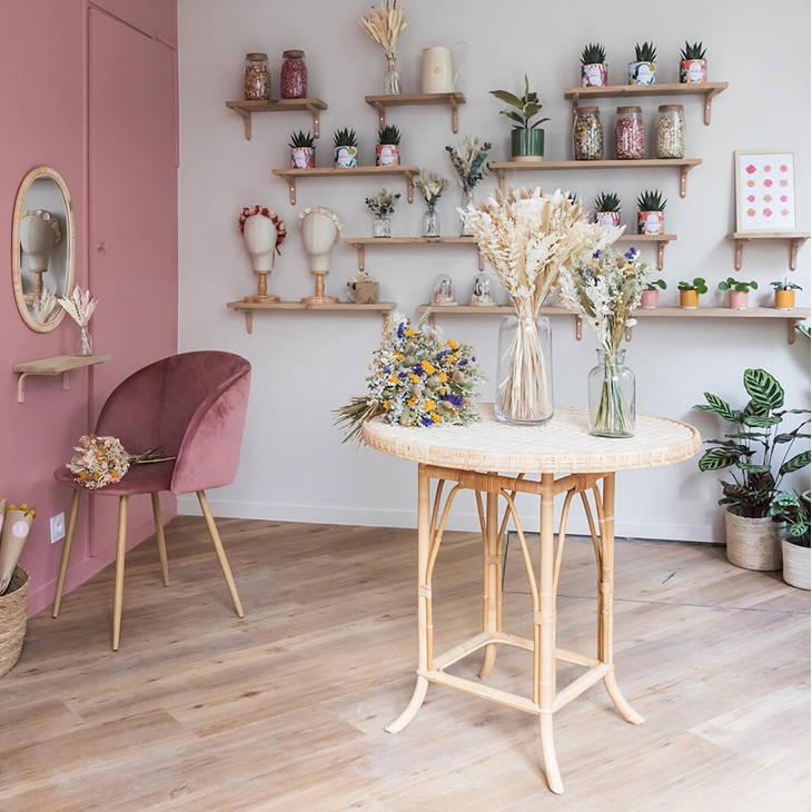 La Maison Flowrette Concept Store Vegetal 3