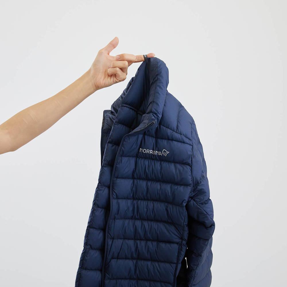 NORRONA(ノローナ)/ビティホーン スーパーライトダウン900ジャケット/ネイビー/WOMENS