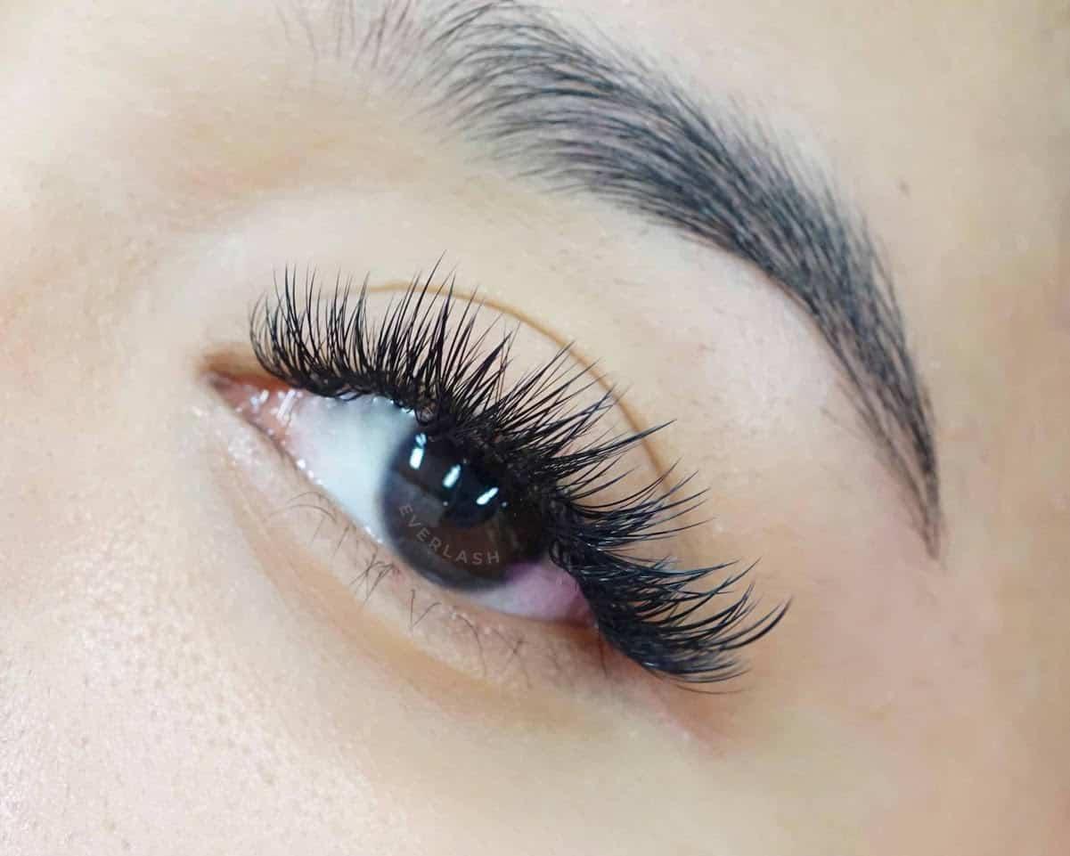 Harga eyelash extension di Everlash
