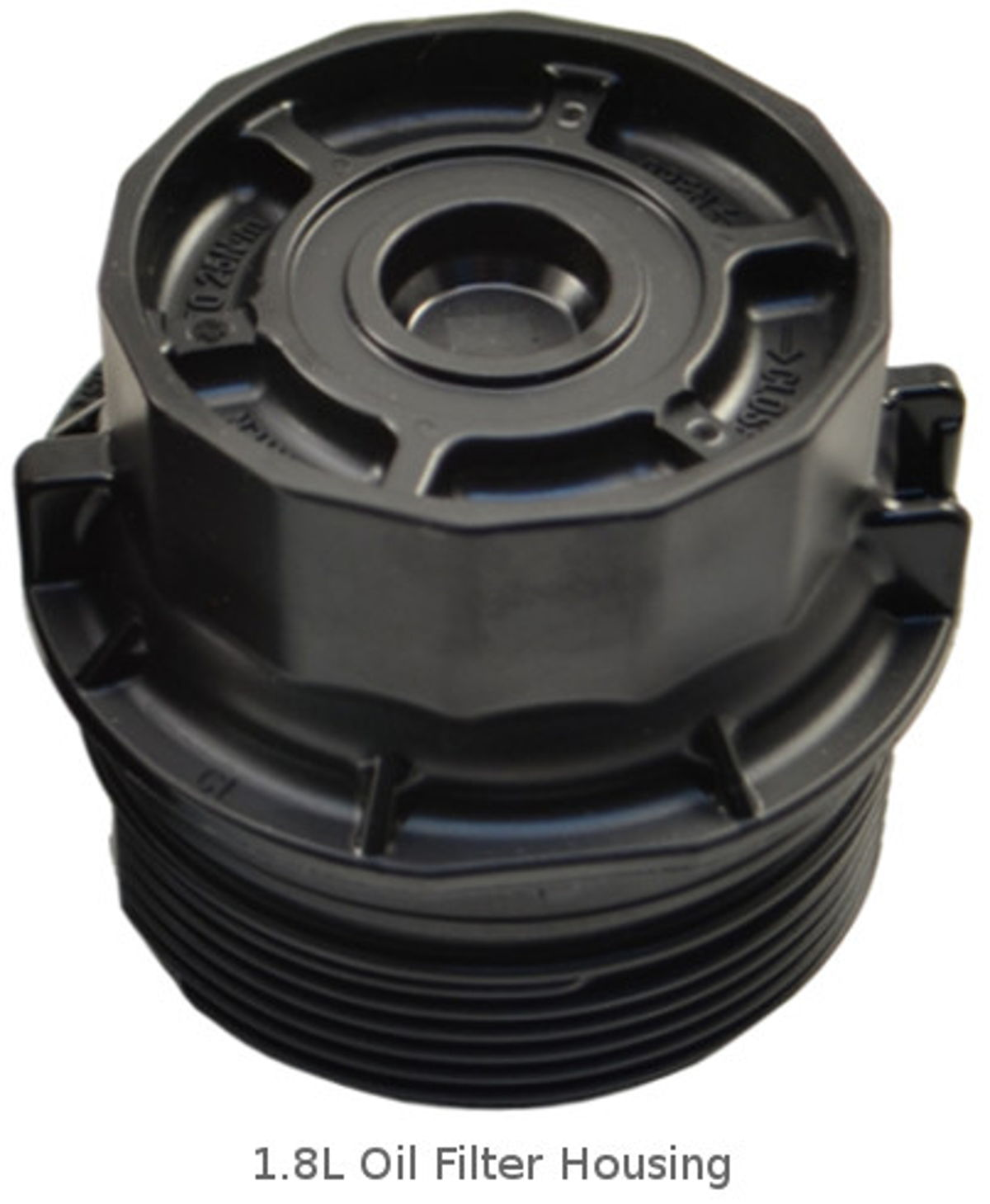 1.8 Toyota Plastic Oil Filter Housing