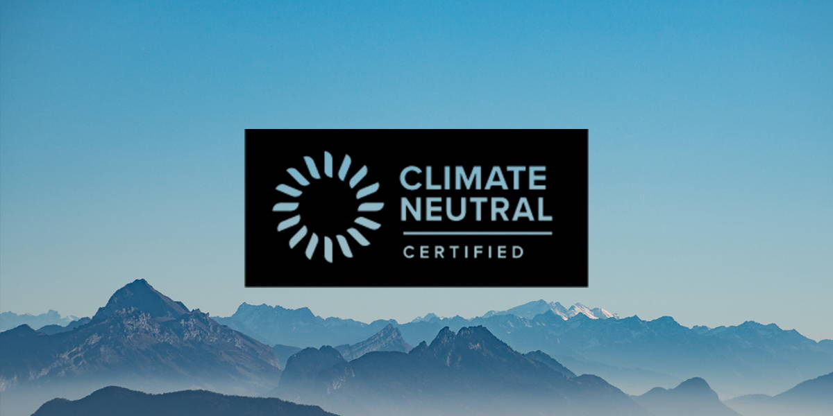 Climate Neutral Certified Logo Rumpl