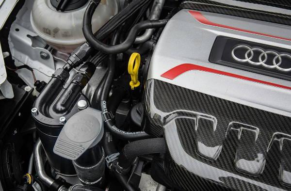 Audi with 034 Motorsport Engine Parts