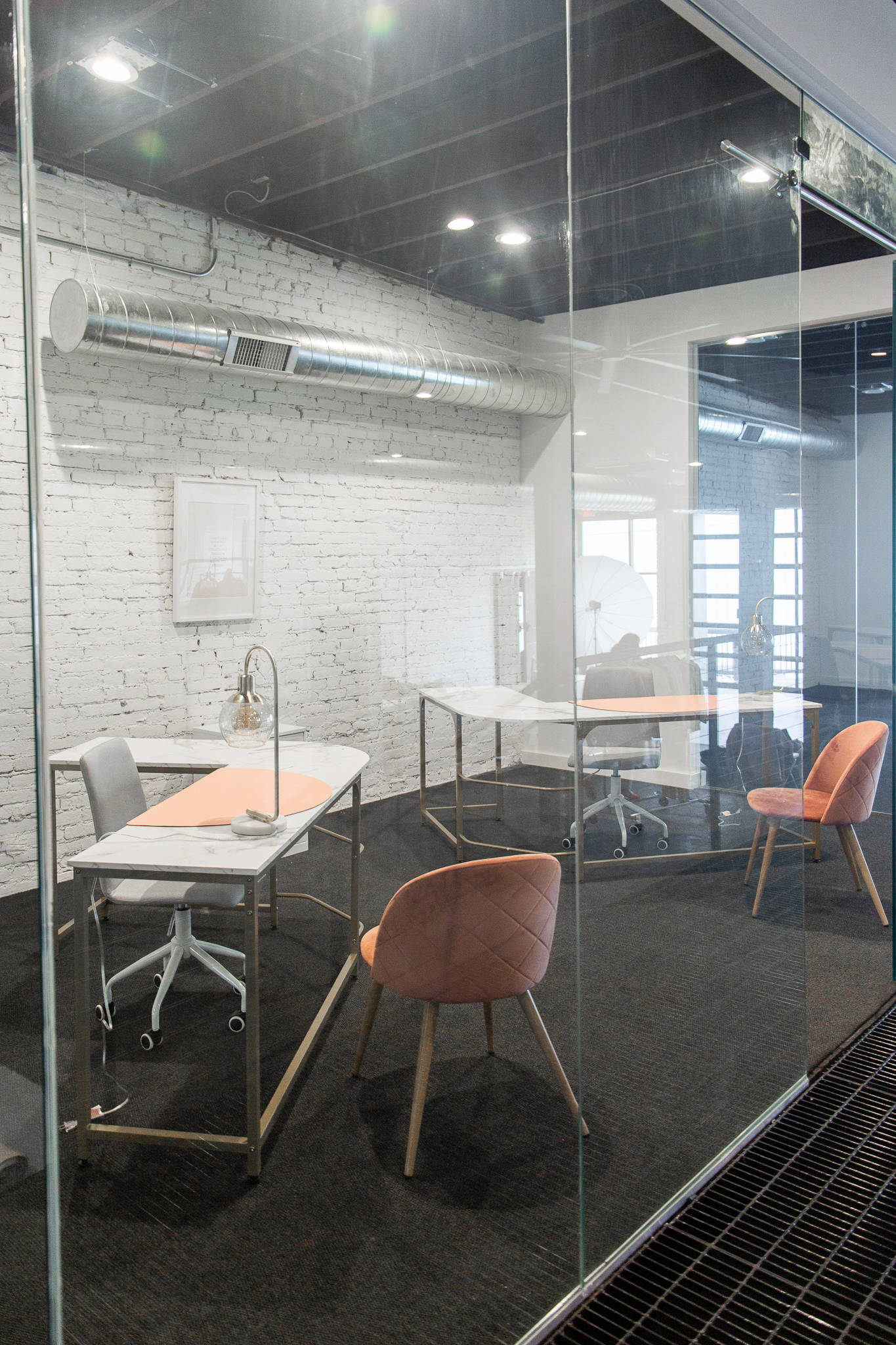 part-time membership workspace