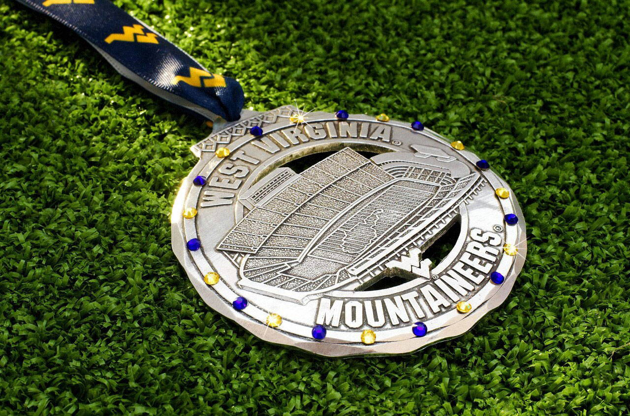 WVU Stadium Ornament