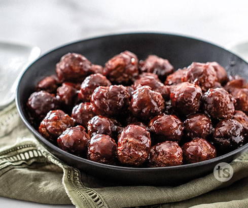 bayou chili meatballs