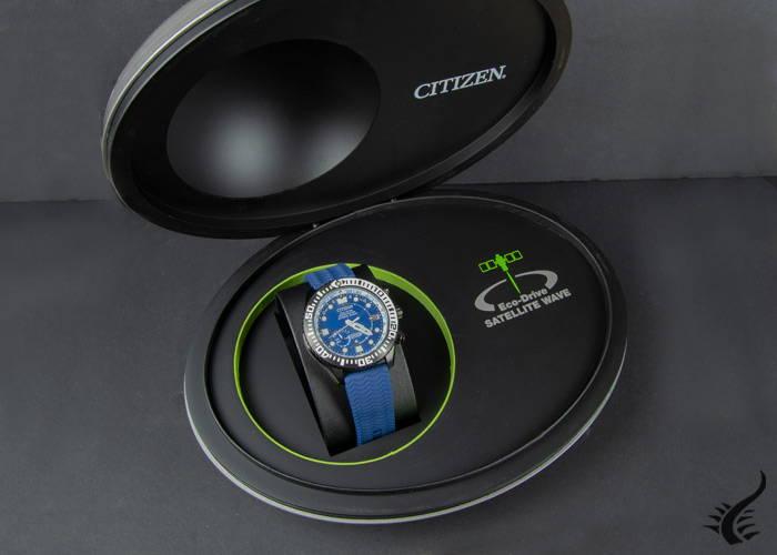 Citizen Promaster Satellite Wave GPS Diver CC5006-06L