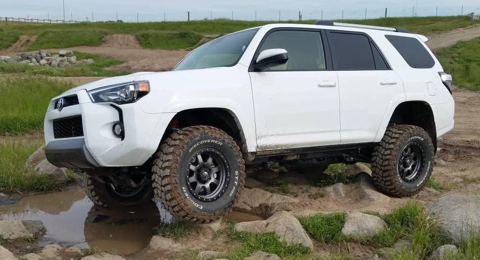 Fuel Off Road Wheels Toyota 4runner