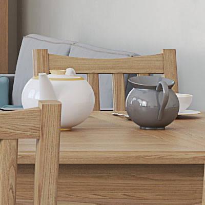 Faro Oak Dining Furniture