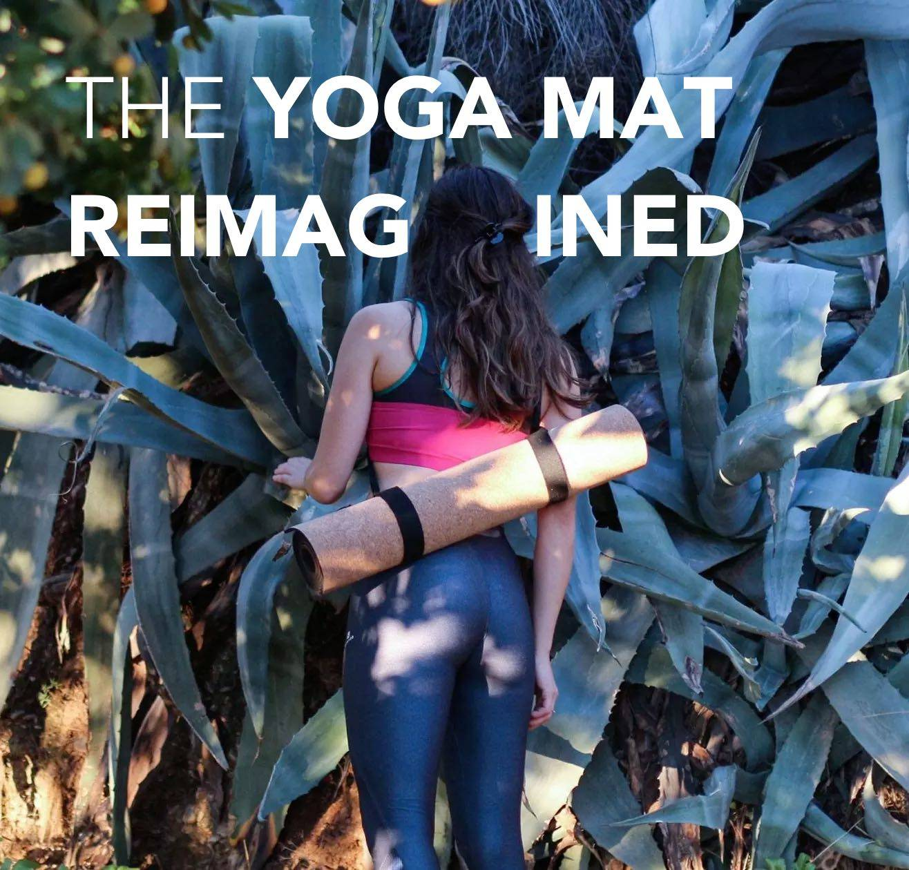 The Yoga Mat Reimagined