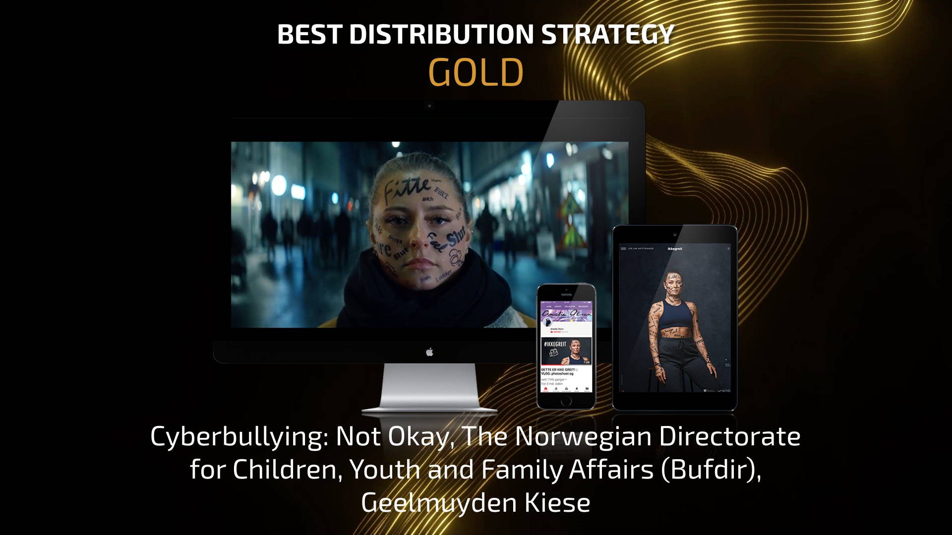 Best Distribution Strategy - Gold